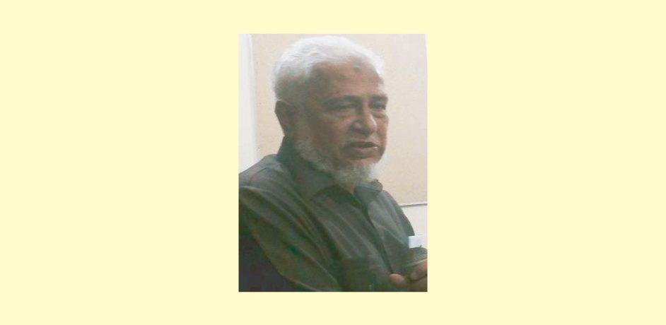 লেখক-ব্যবসায়ী আবদুল হান্নান আর নেই